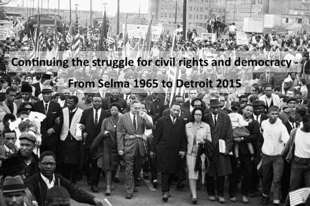 Third March from Selma to Montgomery, Alabama, March 21-25, 1965